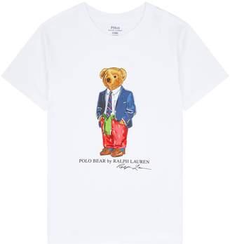 Polo Ralph Lauren Bear in Suit T-Shirt