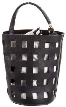Hunting Season Cutout Leather Bag