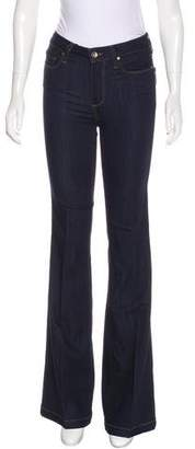 Paige Genevieve Mid-Rise Jeans w/ Tags