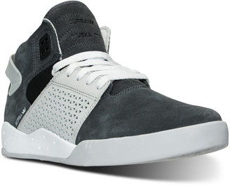 Supra Men's Skytop III High-Top Casual Sneakers from Finish Line $99.99 thestylecure.com
