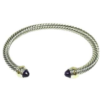 Pre Owned At Vestiaire Collective David Yurman Silver Bracelet