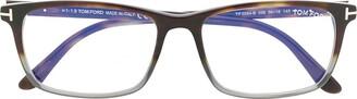 Tom Ford classic square glasses