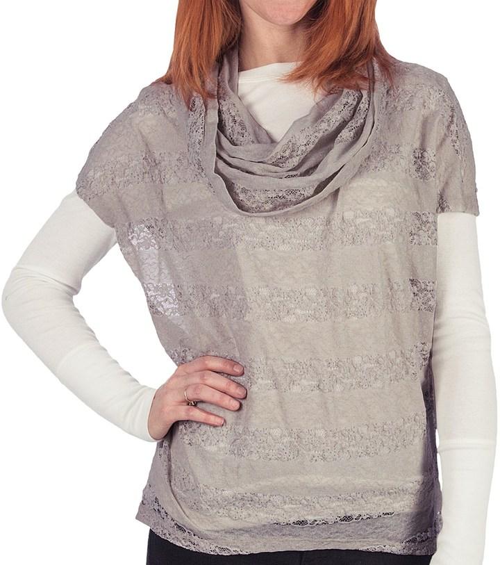 dylan Lurex® Lace Shirt (For Women)