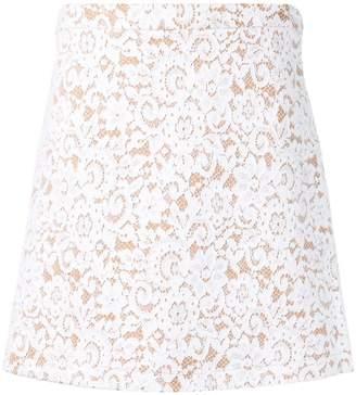 MICHAEL Michael Kors lace A-line skirt