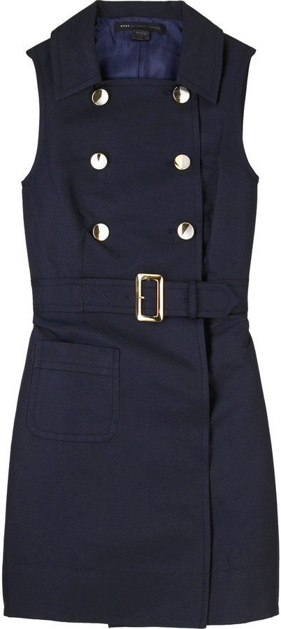 Marc by Marc Jacobs Double-breasted shift dress