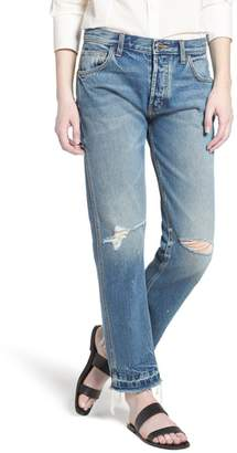 Current/Elliott Current/Elliot The Throwback Original Straight Leg Jeans