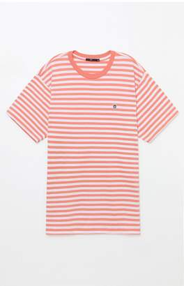 Obey 89 Icon Box Striped T-Shirt