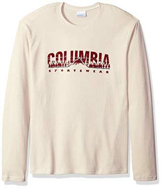 Columbia Men's Ketring Graphic Long Sleeve Shirt
