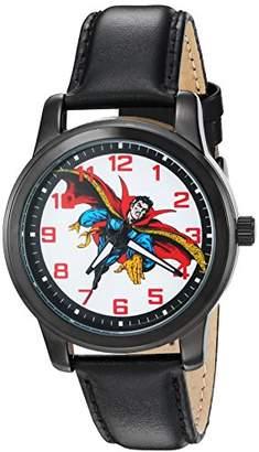 Marvel Men's 'Dr.Strange' Quartz Metal Watch