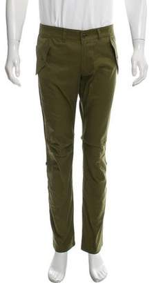 Final Home Flat Front Casual Pants