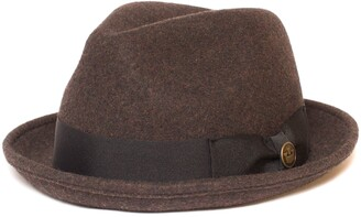 Goorin Bros. The Good Boy Felt Wool Fedora