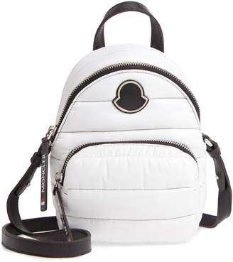 Moncler Mini Kilia Quilted Crossbody Backpack