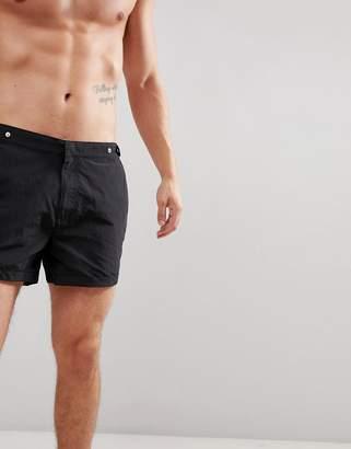 Burton Menswear Swimwear Shorts In Black
