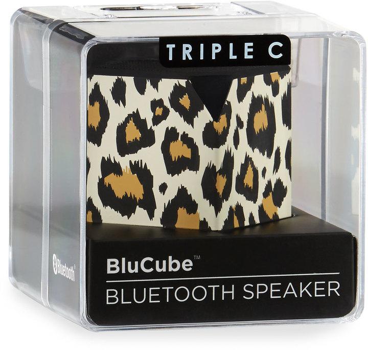 Triple C Designs BluCube Portable Bluetooth Speaker, Kenya