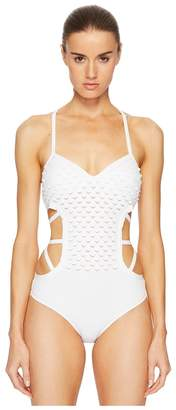 La Perla Onyx Collection Non-Wired One-Piece Women's Swimsuits One Piece
