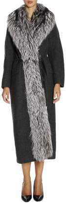 Ermanno Scervino Coat Coat Women