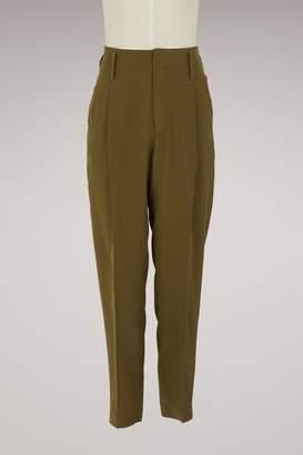 Forte Forte Draped pants