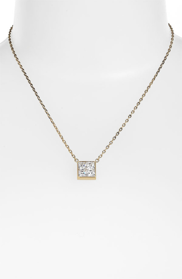 Michael Kors 'Very Hollywood' Pendant Necklace