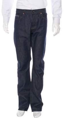 Jack Spade Five-Pocket Straight-Leg Jeans