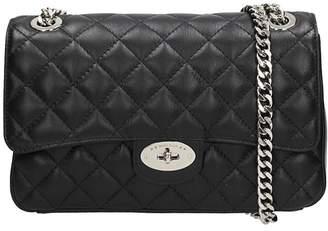 Marc Ellis Penelope Medium Bag Black Quilted Leather