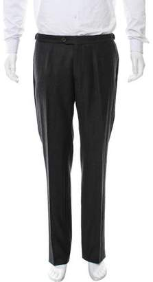 Giorgio Armani Flat Front Dress Pants