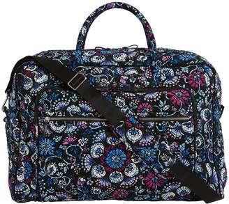 Vera Bradley Signature Iconic Grand Weekender Travel Bag