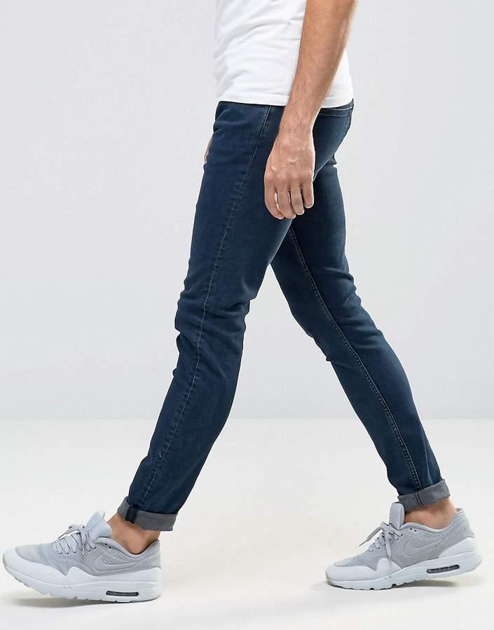 Weekday Form Super Skinny Jeans Od-11 Blue