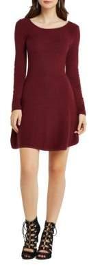 BCBGeneration A-Line Sweater Dress