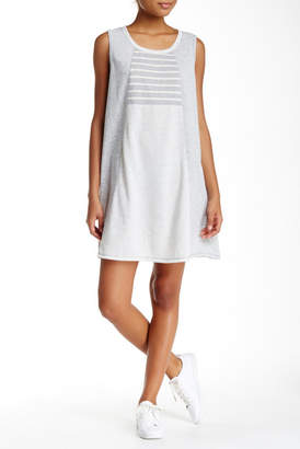 Max Studio Sleeveless A-Line Knit Dress