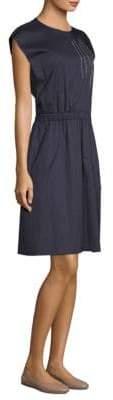 Peserico Cotton Sateen Dress