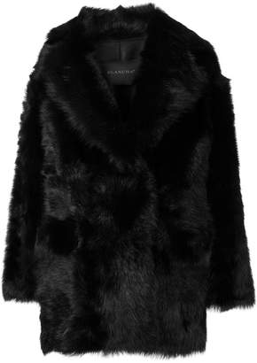 Blancha shearling coat