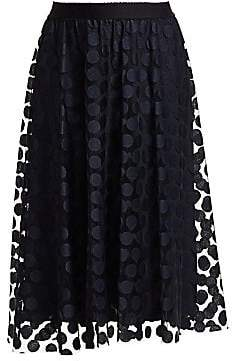 Marina Rinaldi Marina Rinaldi, Plus Size Marina Rinaldi, Plus Size Women's Elegante Chance Embroidered Skirt