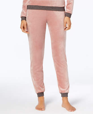 Alfani Velvet Pajama Pants, Created for Macy's