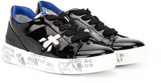 Premiata Kids Steve low-top sneakers