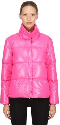 Duvetica Alane Shiny Nylon Down Jacket