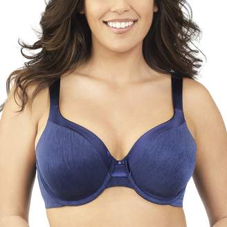 Vanity Fair Women's Illumination Zoned In Support Full Figure Underwire Bra 76338