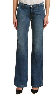 J Brand Glenn Westerly Linen-Blend Relaxed Leg
