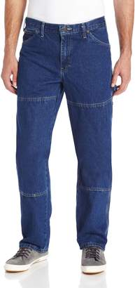 Dickies Men's Relaxed Fit Double Knee Carpenter Jean