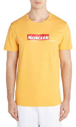 Moncler Box Logo T-Shirt
