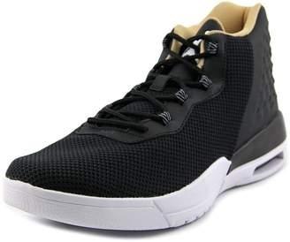 Jordan Academy Youth US 6.5 Black Basketball Shoe