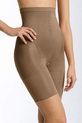 Spanx In-Powerment High Waisted Mid-Thigh Shorts (Regular & Plus)