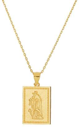 "ANNI LU Women's ""Hope & Faith"" Pendant Necklace"