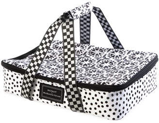Mackenzie Childs MacKenzie-Childs The Hot Date Dotty Dish Carrier