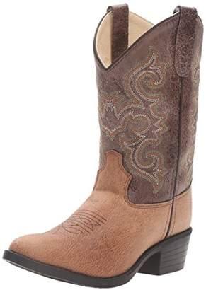 Old West Kids Boots Kids' J Toe Vintage (Toddler)