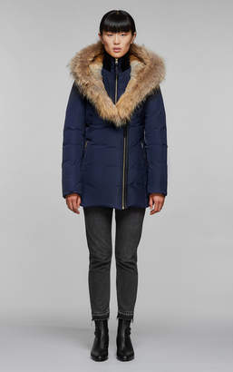 Mackage Akiva Winter Down Coat With Fur Lined Hood