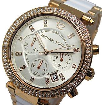 221408c4f4 マイケルコース MICHAEL KORS クオーツ クロノ レディース 腕時計 MK5774