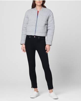 Juicy Couture JXJC Juicy Quilted Terry Track Jacket