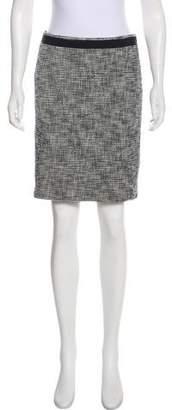 Max Mara Weekend Tweed Mini Skirt