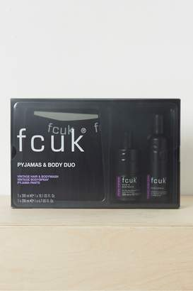 French Connection Pyjama and Body Duo Gift Set