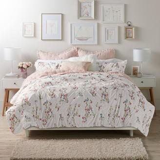 Lauren Conrad Origami Comforter Set